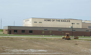 PCHS Home of the Eagles